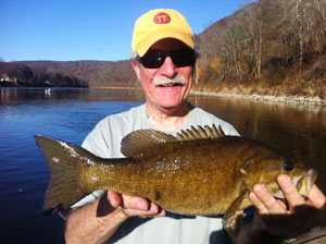 L.D. Guide Service provides fully guided fishing charters on the North Branch of the Susquehanna River in Pennsylvania.