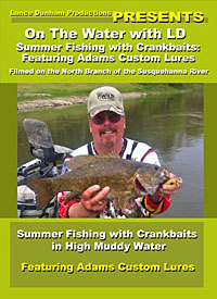 Summer Fishing with Crankbaits